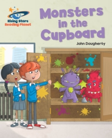 Reading Planet - Monsters in the Cupboard - Orange : Galaxy, PDF eBook