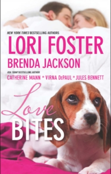 Love Bites: Love Unleashed / Smookie and the Bandit / Molly Wants a Hero / Dog Tags / Mane Haven (Mills & Boon M&B), EPUB eBook