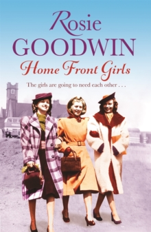 Home Front Girls, Paperback / softback Book