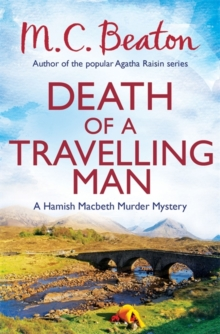 Death of a Travelling Man, Paperback Book