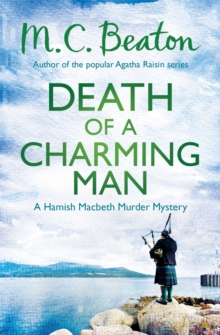 Death of a Charming Man, Paperback Book