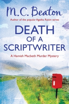 Death of a Scriptwriter, Paperback Book