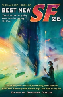 The Mammoth Book of Best New SF 26, Paperback Book