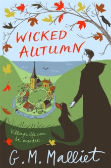 Wicked Autumn, Paperback Book