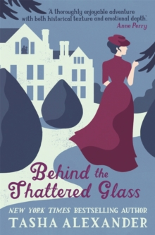 Behind the Shattered Glass, Paperback Book