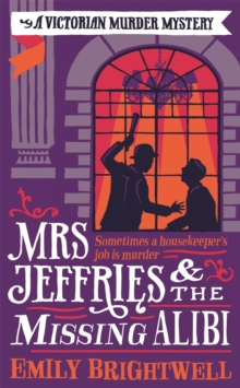 Mrs Jeffries And The Missing Alibi, Paperback Book