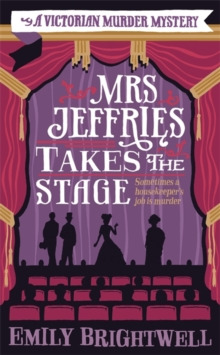 Mrs Jeffries Takes The Stage, Paperback / softback Book