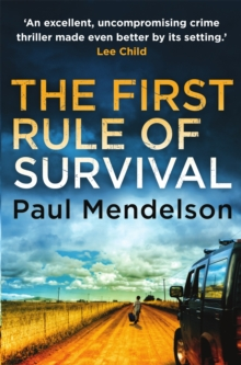 The First Rule Of Survival, Paperback Book