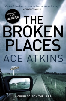 The Broken Places, Paperback Book