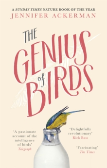 The Genius of Birds, Paperback / softback Book