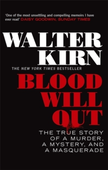 Blood Will out, Paperback Book