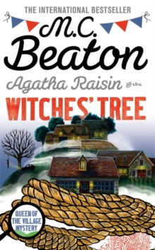 Agatha Raisin and the Witches' Tree, Paperback Book