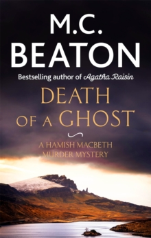 Death of a Ghost, Paperback Book