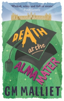 Death at the Alma Mater, Paperback Book
