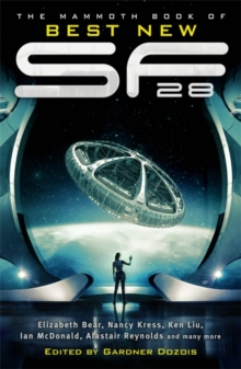 Mammoth Book of Best New Sf 28, Paperback Book