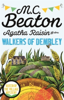 Agatha Raisin and the Walkers of Dembley, Paperback Book