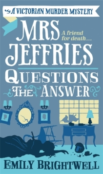 Mrs Jeffries Questions the Answer, Paperback / softback Book