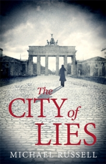 The City of Lies, Hardback Book