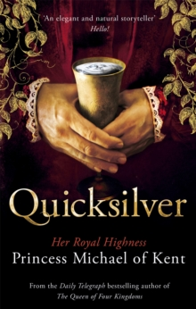 Quicksilver : A Novel, Paperback Book
