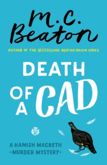 Death of a Cad, Paperback Book