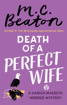 Death of a Perfect Wife, Paperback / softback Book