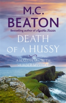 Death of a Hussy, Paperback / softback Book
