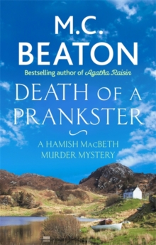 Death of a Prankster, Paperback Book
