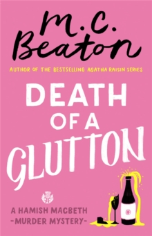 Death of a Glutton, Paperback Book