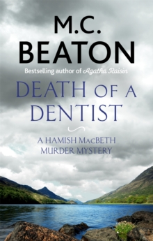 Death of a Dentist, Paperback Book