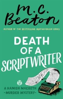 Death of a Scriptwriter, Paperback / softback Book