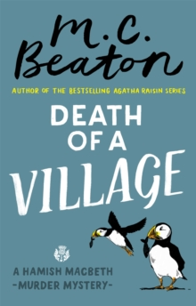 Death of a Village, Paperback / softback Book