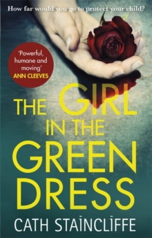 The Girl in the Green Dress, Paperback Book