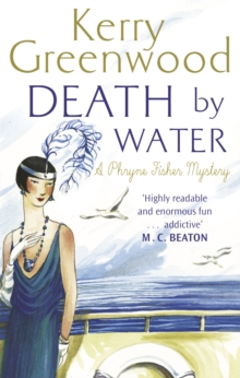 Death by Water, Paperback Book