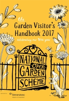 NGS: The Garden Visitor's Handbook 2017, Paperback / softback Book