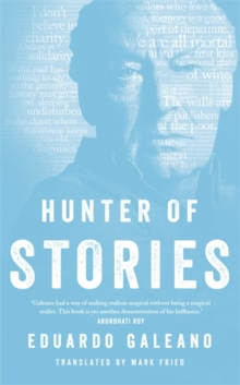 Hunter of Stories, Hardback Book
