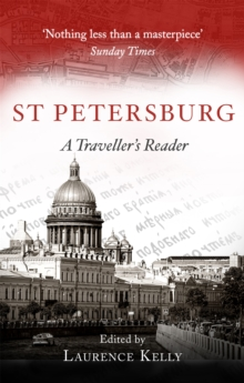 St Petersburg : A Traveller's Reader, Paperback Book