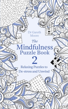 The Mindfulness Puzzle Book 2, Paperback / softback Book