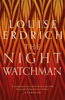 The Night Watchman, Hardback Book