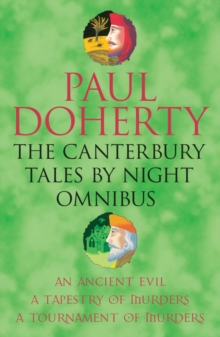 The Canterbury Tales By Night Omnibus : Three gripping medieval mysteries, EPUB eBook