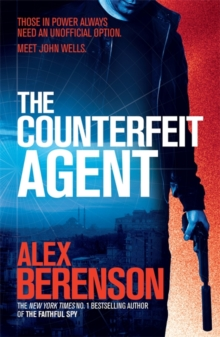 The Counterfeit Agent, Paperback Book