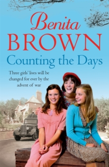 Counting the Days : A touching saga of war, friendship and love, Paperback Book