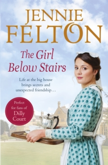 The Girl Below Stairs: The Families of Fairley Terrace Sagas 3, Paperback Book