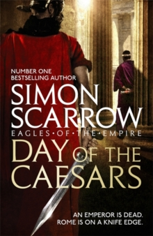 Day of the Caesars (Eagles of the Empire 16), Paperback Book