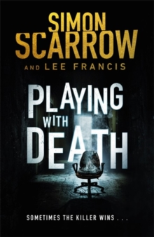 Playing With Death : the terrifying new thriller from the number one bestselling author, Hardback Book