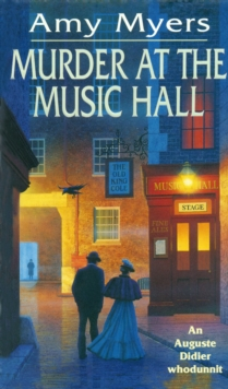 Murder At The Music Hall (Auguste Didier Mystery 8) : (Auguste Didier Mystery 8), EPUB eBook