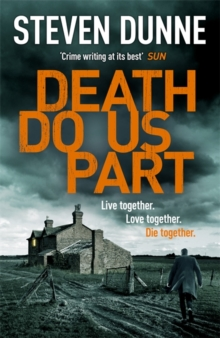 Death Do Us Part (DI Damen Brook 6), Hardback Book