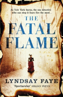 The Fatal Flame, EPUB eBook