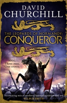 Conqueror (Leopards of Normandy 3) : The ultimate battle is here, Paperback / softback Book