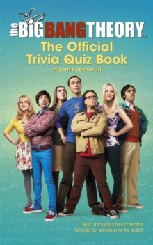 The Big Bang Theory Trivia Quiz Book, EPUB eBook