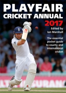 Playfair Cricket Annual 2017, Paperback Book